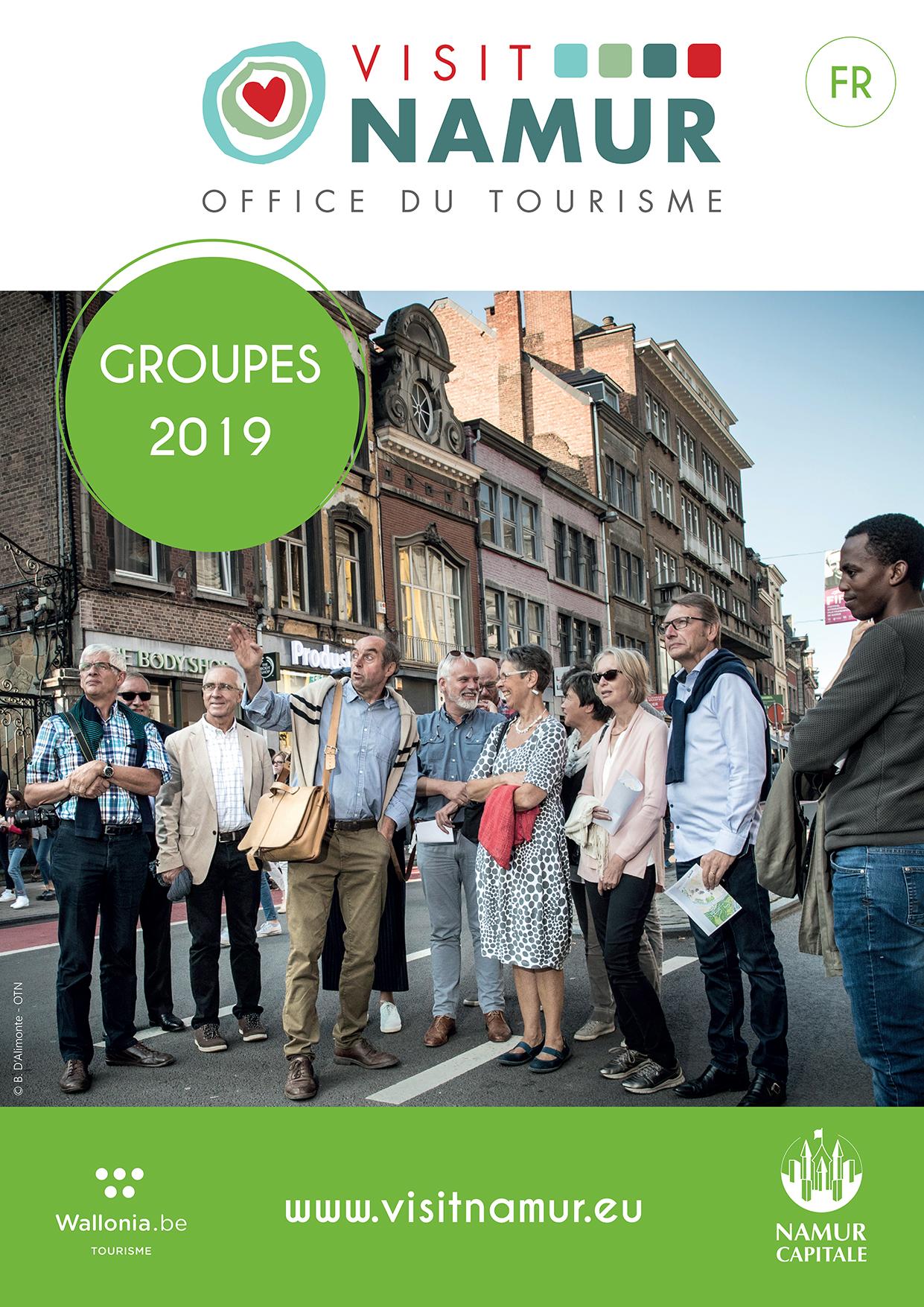 Nos publications visit namur office du tourisme de namur - Office du tourisme de namur ...